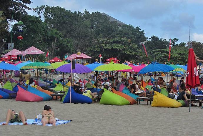Bares en la playa