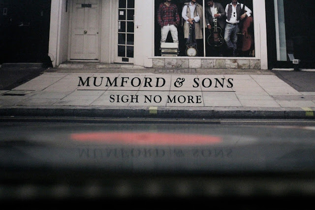 Mumford and Sons record