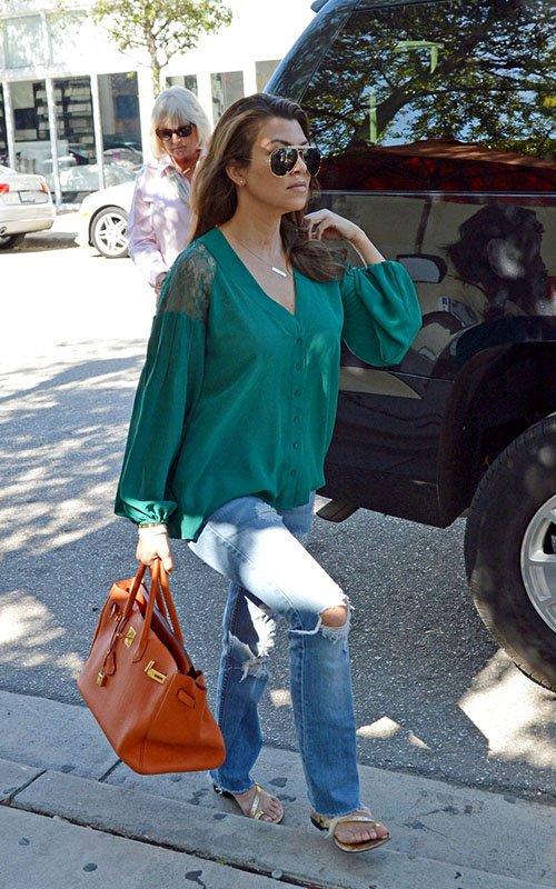 Kourt K Dupes: Gossip Journal: Kourtney Kardashian And Scott Disick At Miami
