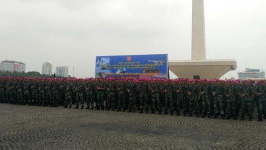 Wiranto soal Sidang MK: Polisi-TNI Bersiaga Penuh