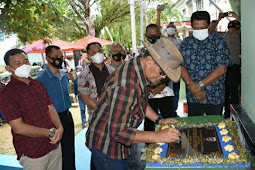 Agus Rohman Resmikan BEP Resto dan Diving Club Kodam Pattimura di Ambon