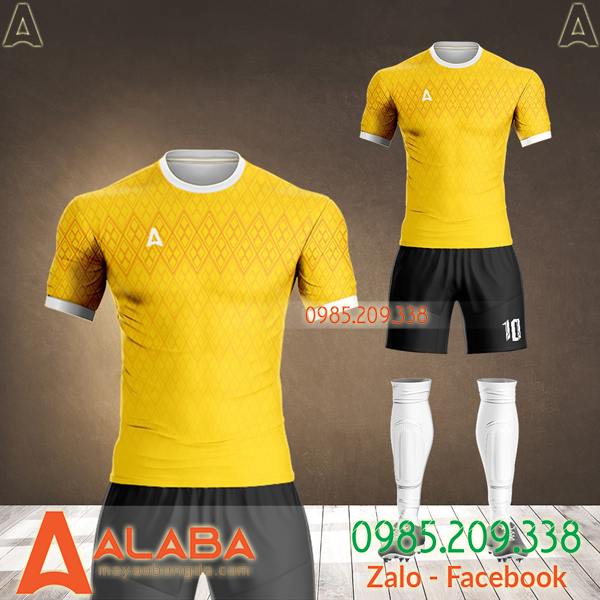 áo đấu màu vàng 2021