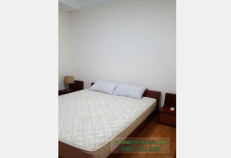Cho thuê căn hộ The Manor HCM diện tích 83m2 - phòng 1