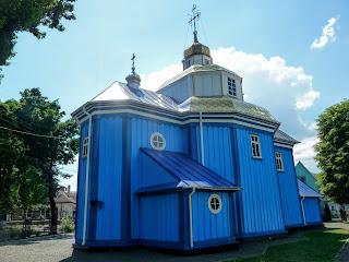 Ровно. Свято-Успенская церковь