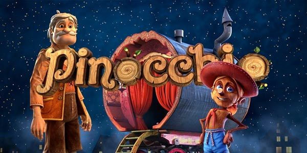 Pinocchio 3D Free Slot by Betsoft