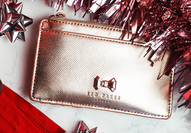 Gift guide for her - Ted Baker coin purse