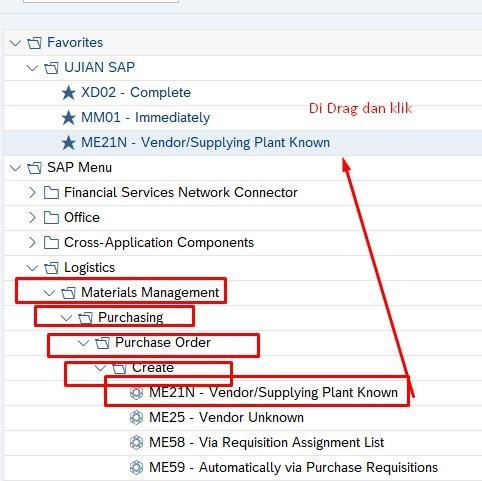 Materi SAP Fundamental – Pusat Pengetahuan
