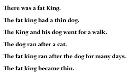 Story: The Fat King