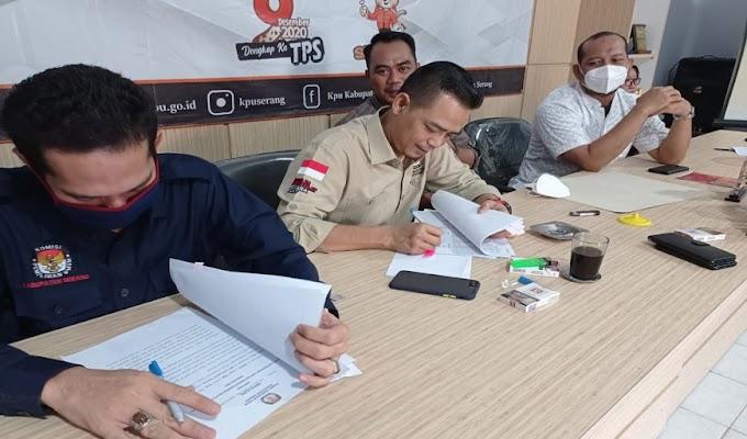 KPU Kabupaten Serang Tetapkan Daftar Pemilih Berkelanjutan (DPB) Tahun 2021