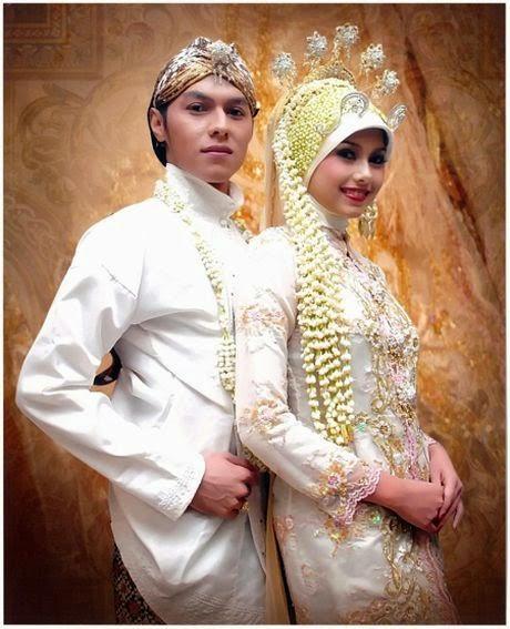 Model Baju Pernikahan Muslim Terindah di Dunia