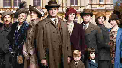DOWNTOWN ABBEY Review