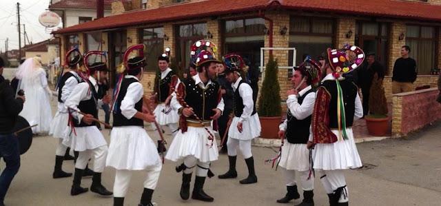 Διονυσιακά δρώμενα στη Μακεδονία μέσα από τα έθιμα των Θεοφανίων