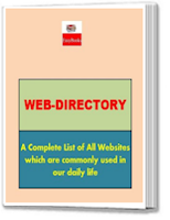 Web Directory | Online Store for E-Books and Study Notes | www.gyaaniram.blogspot.com