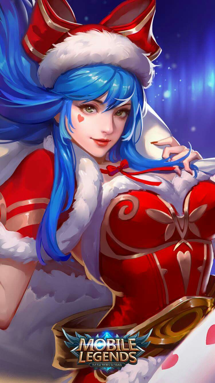 gambar Eudora mobile legend hd