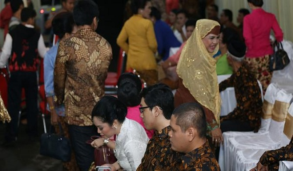 Tamu Undangan Pernikahan Anak Jokowi