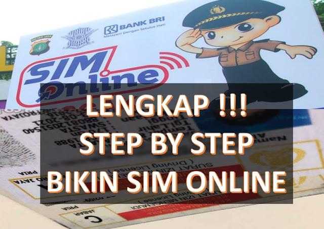 surat izin mengemudi online