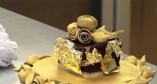 Puding Coklat Lindeth Howe ($ 35.000)
