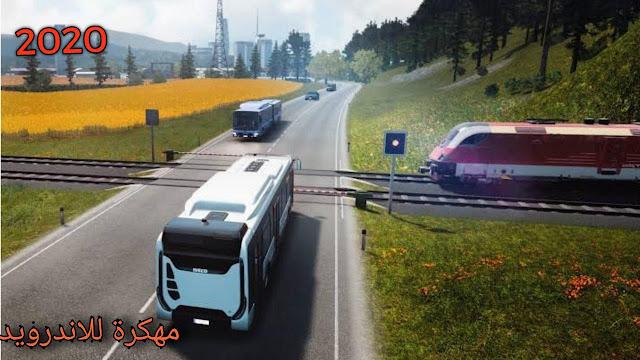 تحميل لعبة Bus Simulator سائق حافلة واقعة محاكي جديد 2020
