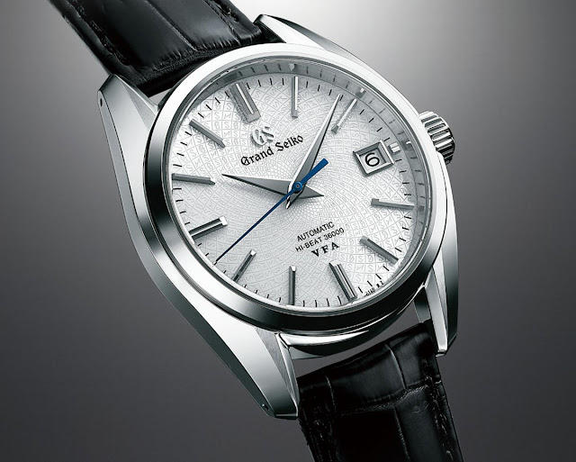 Grand Seiko Hi-Beat 36000 V.F.A. ref. SBGH265J 20th Anniversary