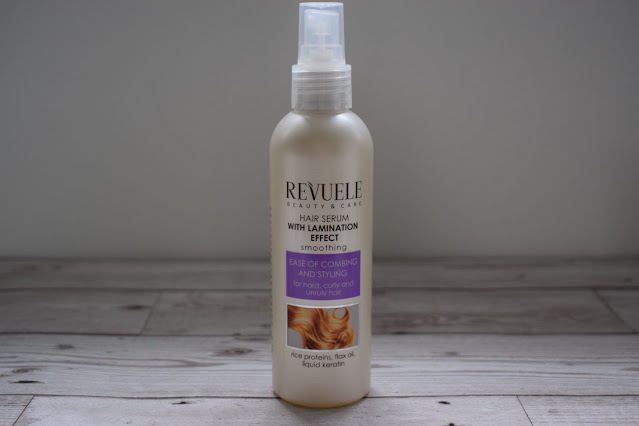 Quest Personal Care Revuele hair serum