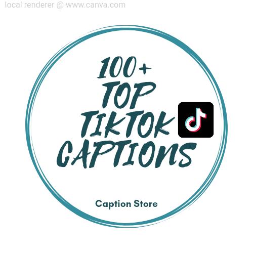 tiktok captions