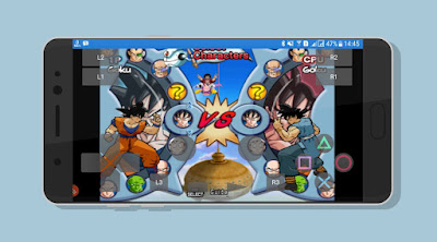Contoh Game PS2 Android
