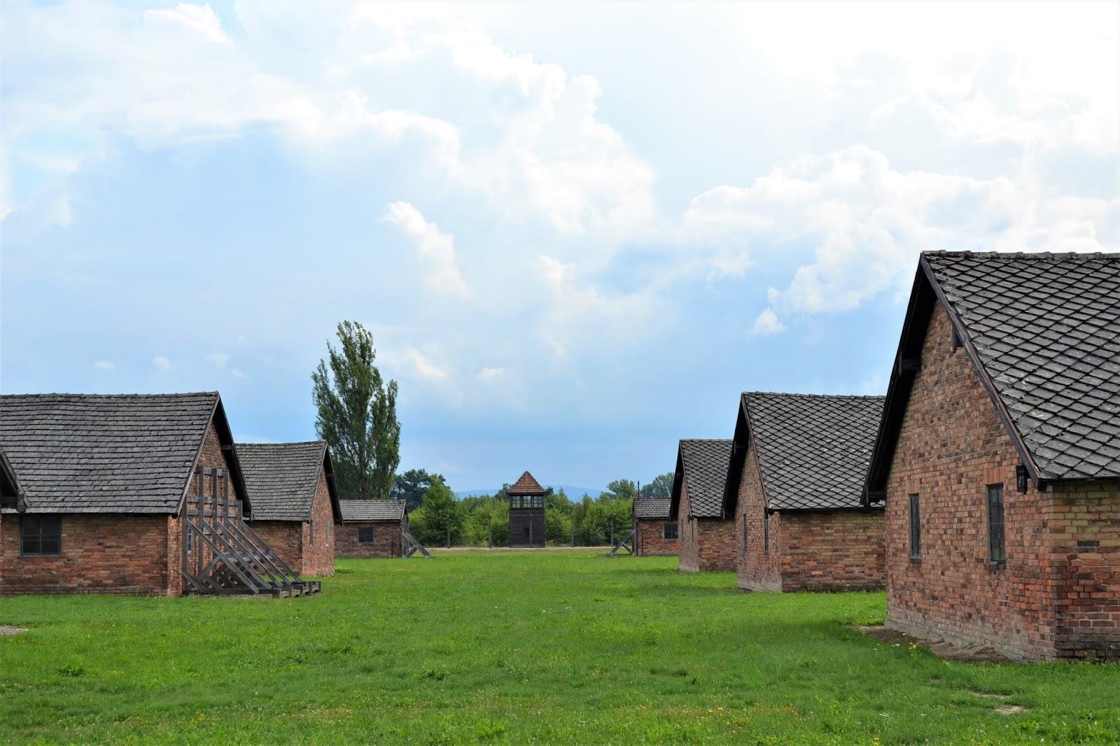 Aušvico koncentracijos stovykla Lenkijoje