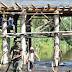 Berkat TMMD Ke-106, Impian Warga Pekon Bandar Agung Punya Akses Jembatan Penghubung Terwujud