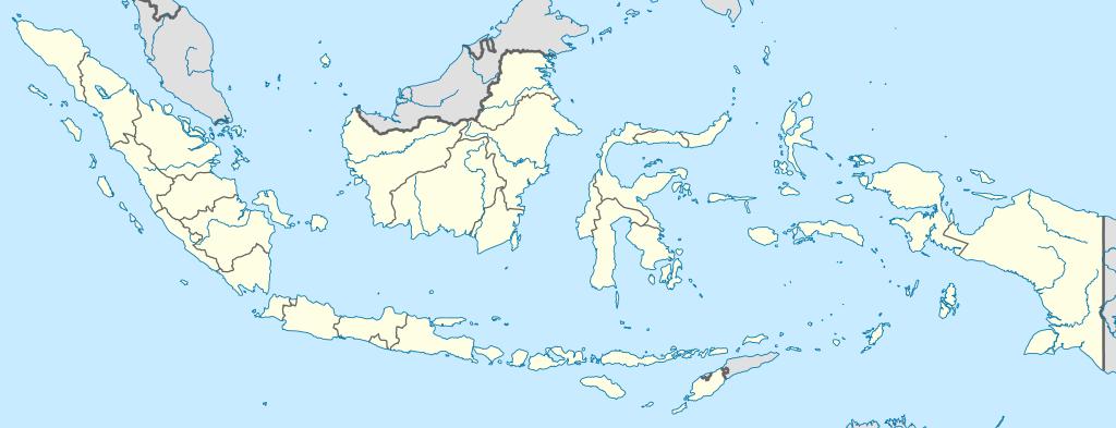 peta indonesia lengkap dari sabang merauke