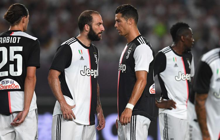 """Jorge: """"Gonzalo bi mogao okončati karijeru u Juventusu"""""""