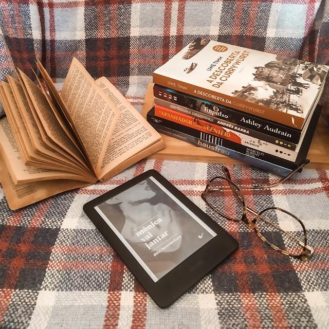 livros lidos de janeiro