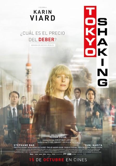 TOKYO SHAKING- 15 de octubre en cines -