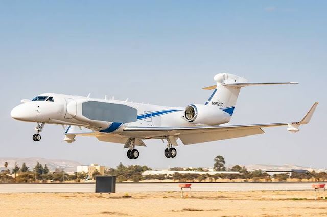 Israel new intelligence reconnaissance aircraft