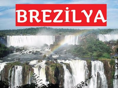 Brezilya Gezilecek Yerler