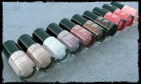 Colour Trend, KOBO Professional pierwszego pierwszego kwartału!