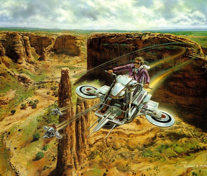 Flying High by David B Mattingly