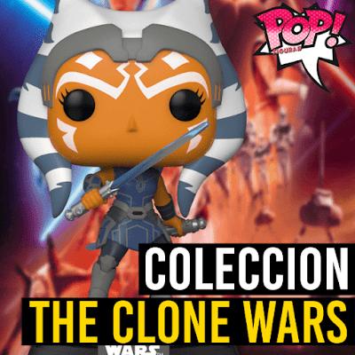Lista de figuras Funko POP The Clone Wars