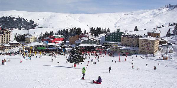 Tatil Fikri Turkiye Nin Kayak Snowboard Merkezleri