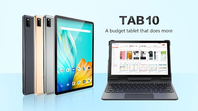 شركة Blackview أعلنت عن تابلت Tab 10 بسعر 139.99 دولارًا تعرف على جميع المواصفات !!
