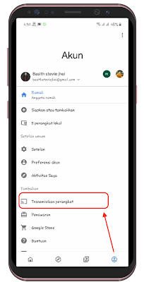 Download Google Homer Versi Lama Untuk Mirror Android Ke PC/Laptop