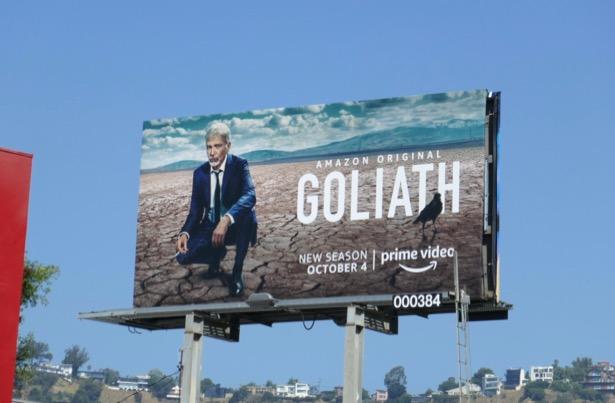 Goliath season 3 billboard