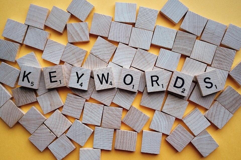 selecting keywords