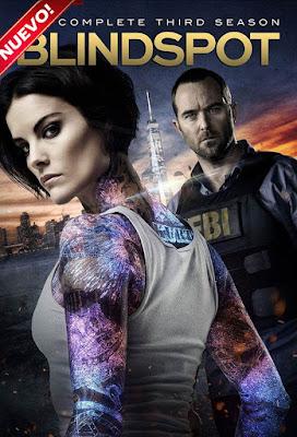 Blindspot (TV Series) S03 DVD R1 NTSC Latino 4xDVD5