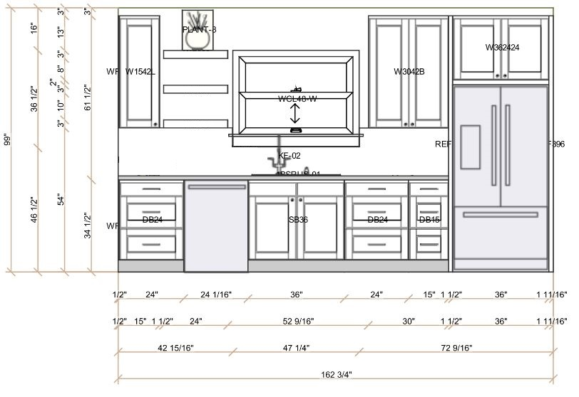 How Hard Is It To Install Kitchen Cabinets The Exciting Part Of Our Diy Kitchen Reno Create Enjoy