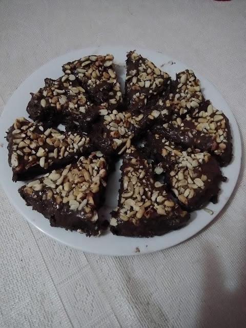 බිස්කට් පුඩිම් හදමු (බිස්කට් පුඩින්) [Biscuit Pudding Hadamu] - Your Choice Way