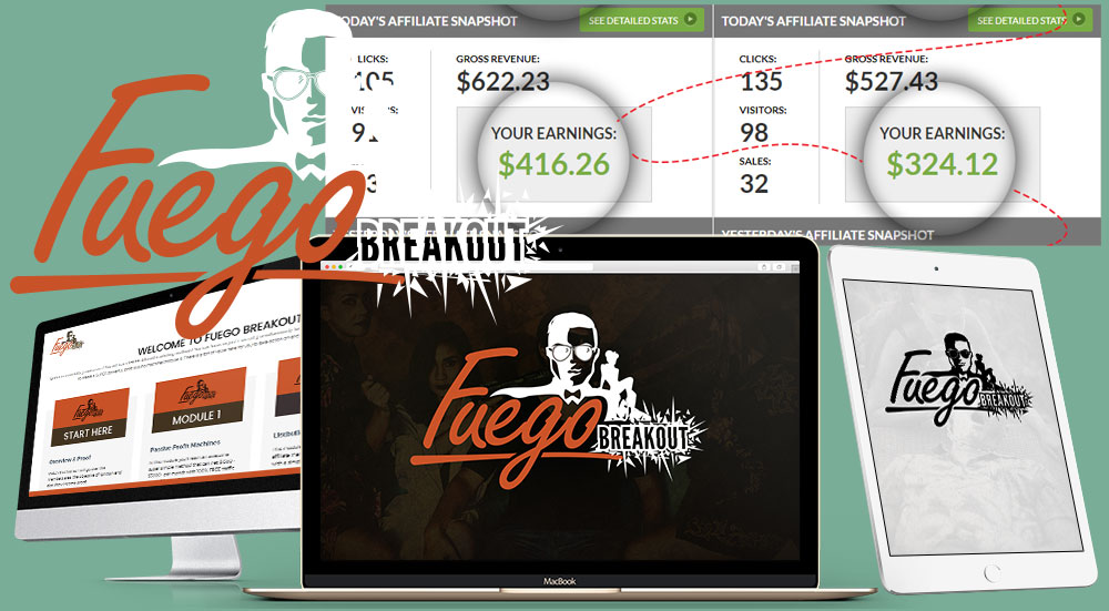 Fuego Breakout - The exact steps to making $200 per day with The Fuego Breakout