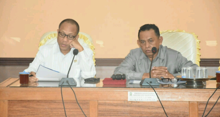Bahas Pensiunan ASN, Komisi I DPRD Sinjai Gelar RDP dengan Kemenag