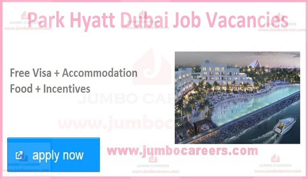 Current Dubai hotel jobs,
