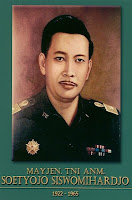 gambar-foto pahlawan Revolusi, Mayjend ANM. Soetoyo Siswomiharjo