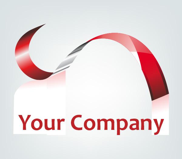 شعارات شركات جاهزة مميزة بصيغة psd 14